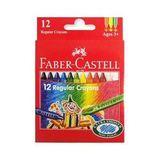 Faber-Castell Regular Wax Crayons