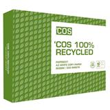 COS A3 100% Recycled Copy Paper 80gsm