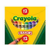 Crayola Wax Crayons - Small Pack