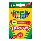 Crayola Wax Crayons - Large Pack