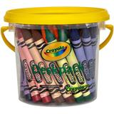 Crayola Large Wax Crayons Deskpack