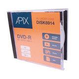 Apix Printable DVD-R 4.7GB 16x