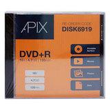 Apix Printable DVD+R 4.7GB 16x
