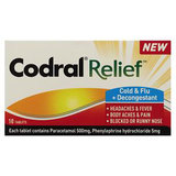 Codral Cold & Flu Tablets