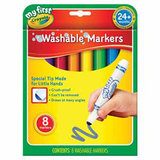 Crayola My First Washable Round Markers