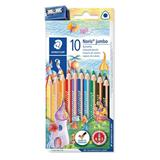 Noris Jumbo Triangular Coloured Pencils