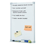Premium Magnetic Whiteboard 600 x 450mm