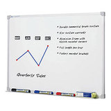 Premium Magnetic Whiteboard 900 x 600mm