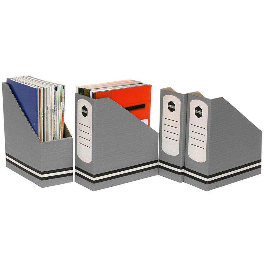Marbig Magazine File Boxes