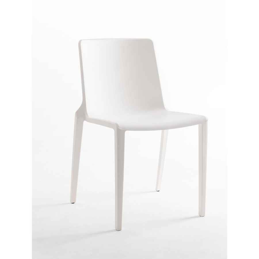 Buro Meg 4 Leg Stackable Visitor Chair