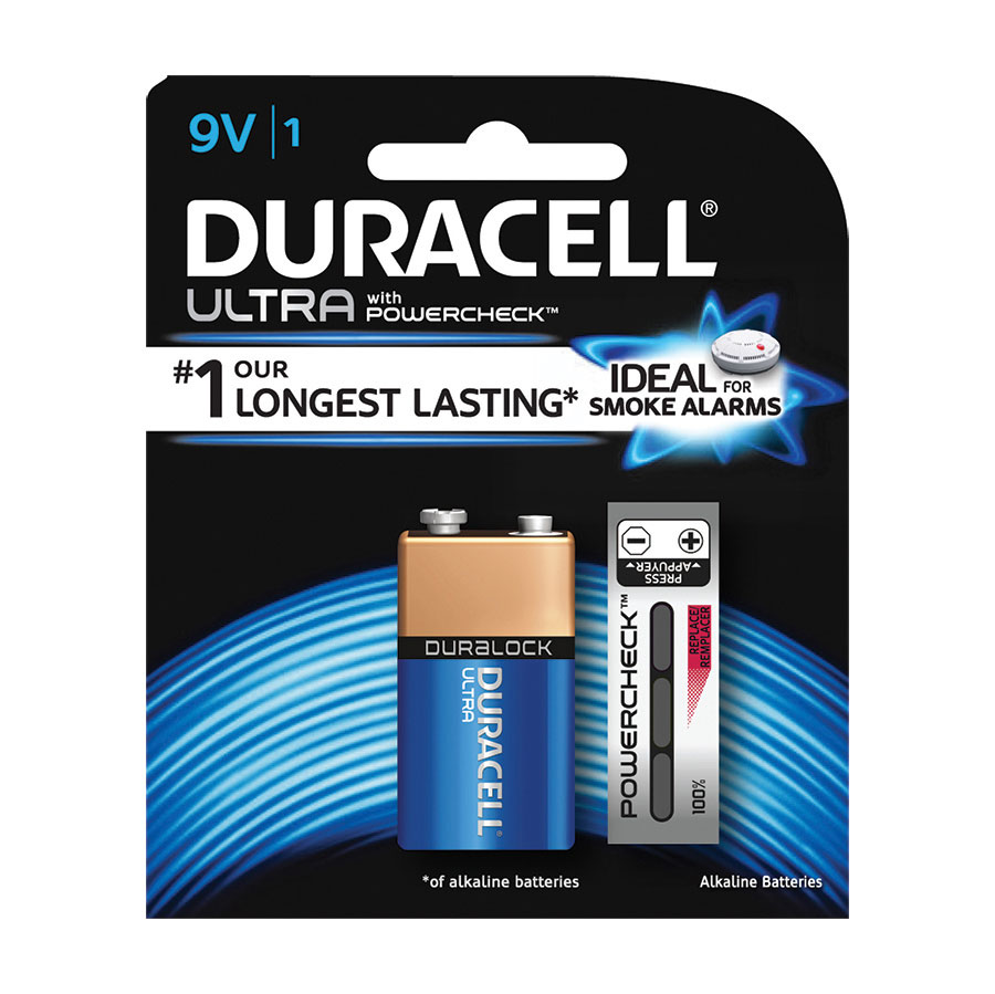duracell ultra 9v battery cos complete office supplies. Black Bedroom Furniture Sets. Home Design Ideas