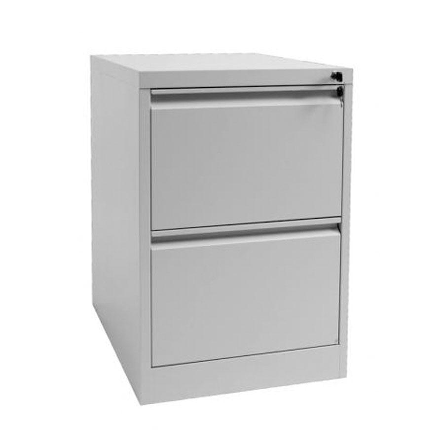 Vertical Filing Cabinet 710H 2 Drawer CABI2010SG on 2 Drawer File Cabi