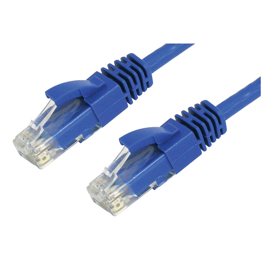 comsol rj45 cat6 network cable 20m cos complete office supplies. Black Bedroom Furniture Sets. Home Design Ideas