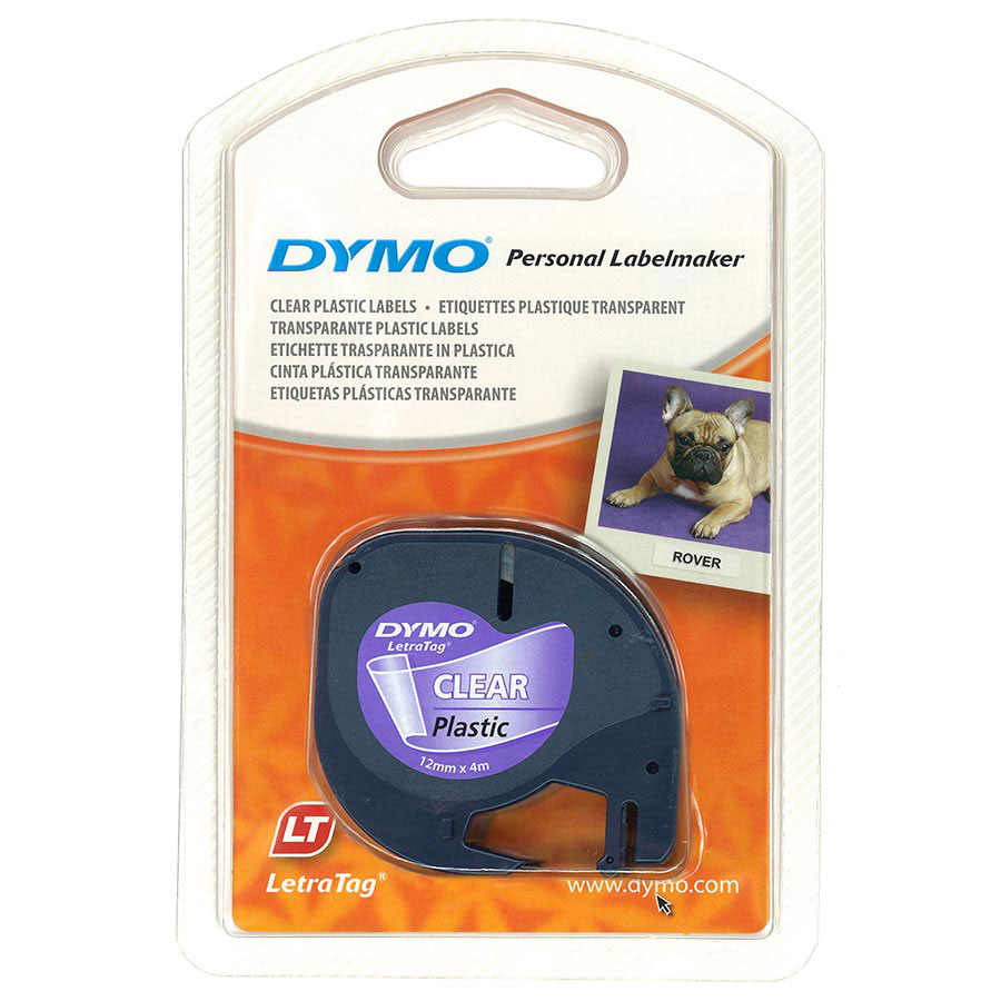dymo letratag 2000 instructions for use