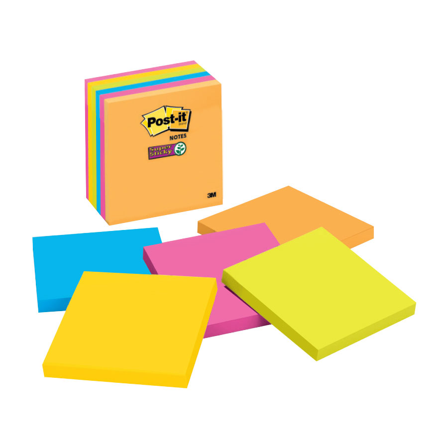 post it notes super stick y 76x76 cos complete office supplies. Black Bedroom Furniture Sets. Home Design Ideas