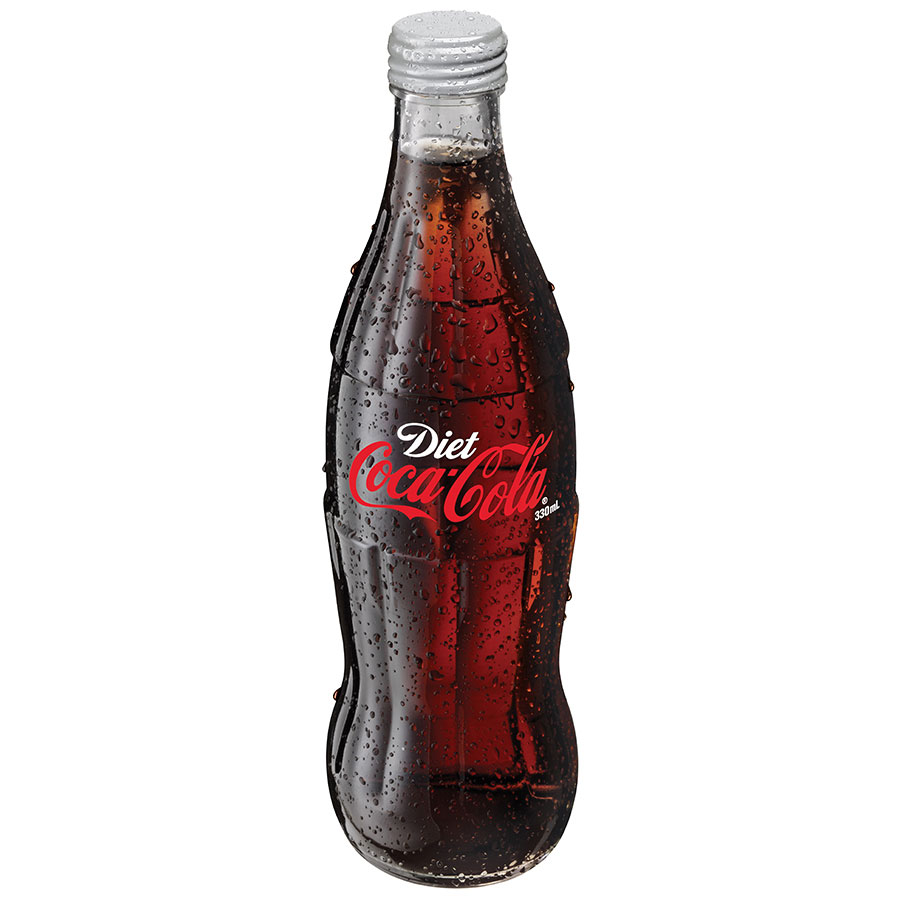 Coca Cola Diet Coke Gl...