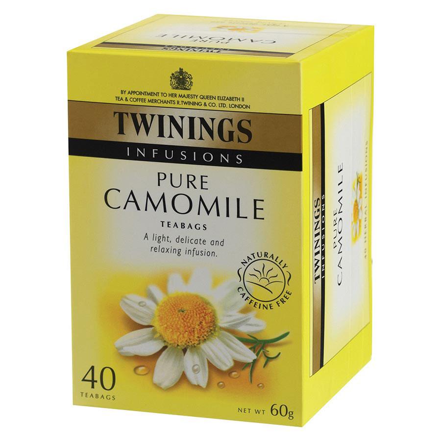 Twining camomile tea