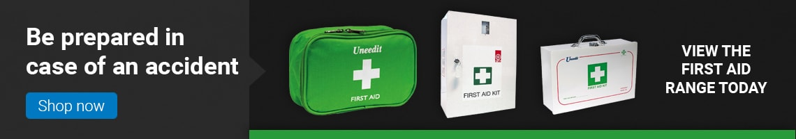 Basic, Workplace, Travel First Aid Kits