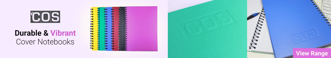 COS Coloured Notebooks