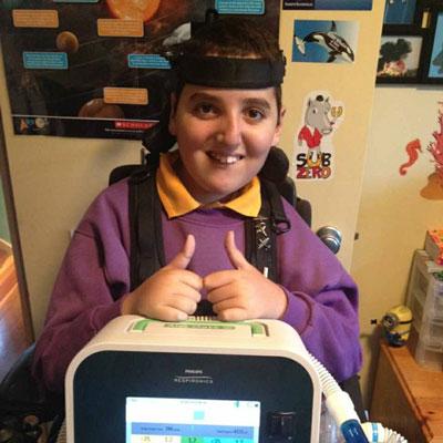 Spinal Muscular Atrophy Association of Australia – Testimonial