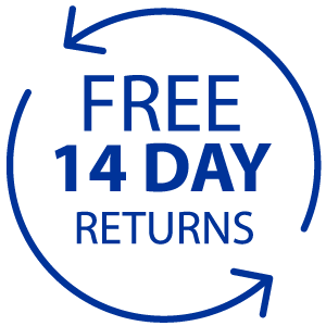 Free 14 day returns