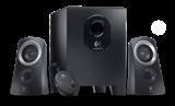 COS Logitech Speaker System Z313