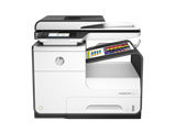 COS HP PageWide Pro 477dw Multifunction ePrint/AirP...
