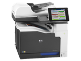 HP Colour LaserJet M775 Series MFP M775dn, Prin...