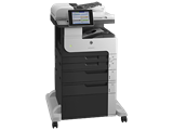 COS HP M725 MFP M725f,Print/Scan/Copy/Fax,Mono,20pp...