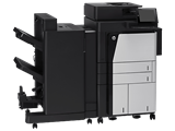 COS HP LJ Enterprise M830z,Print,copy,scan,fax,Dupl...