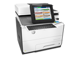 COS PageWide Enterprise 586dn Multifunction,Color P...