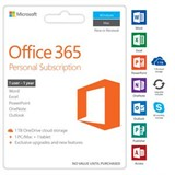 COS Office 365 Personal 1YR Subscription Medialess P4