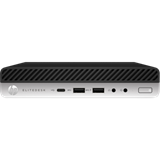 TECH32401 HP 800 EliteDesk G5 DM, i5-9500T, 8GB, 256GB SS...