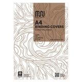 BIND9106 Muru A4 200mic Binding Covers