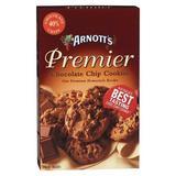 BISC1210 Arnotts PreMier Choc Chip Cookie 310g