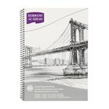 COS Derwent Visual Art Diary A4 Port 80 Pg