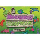 COS Olympic Scrapbook Minisaurus 64 Pg