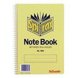 COS Spirax Book 564 167x114mm S/O 80 Pg