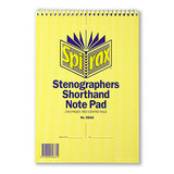 COS Spirax Stenographers Book 566A 200 Pg