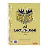 COS Spirax Lecture Book No. 906 140 Pg