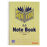 COS Spirax Notebook 595A A4 240 Pg