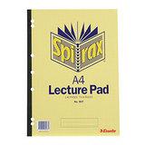 COS Spirax Lecture Book No. 907 140 Pg