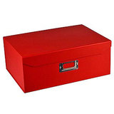 COS EaziFold Paper Board A4 Document Box