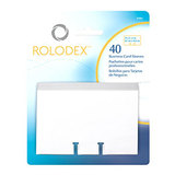 BUSI2005 Rolodex Business Card Refill Sleeves