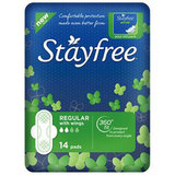 COS Stayfree Regular Pads With Wings