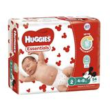COS Huggies Essential Infant Nappies 4-8kg