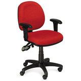 COS Eco Medium Back Chair Adj Arms