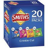 COS Smiths Crinkle Cut Chips Variety Pack