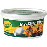 CLAY1501 Crayola Modelling Air Drying Clay 1.13kg
