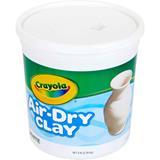CLAY1502 Crayola Modelling Air Drying Clay 2.26kg